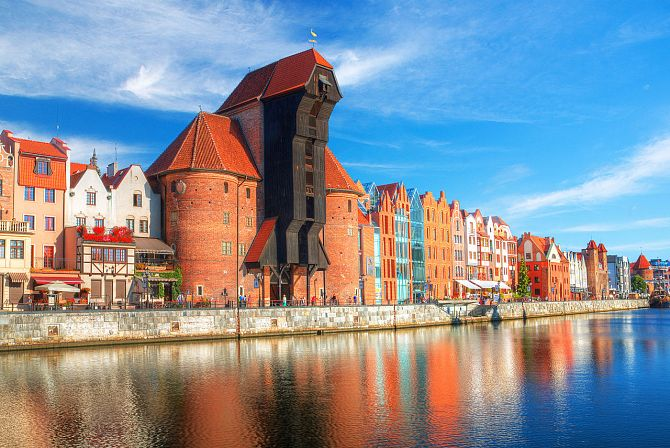 Pearls of the Baltic Sea and castles on Vistula River - Day 2