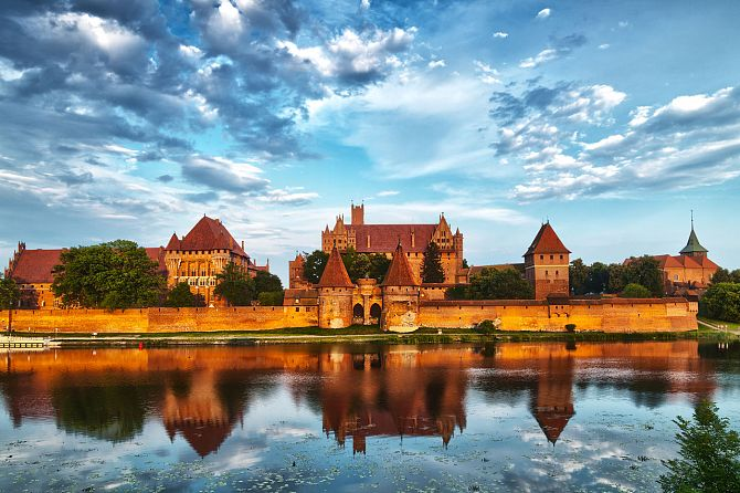 Pearls of the Baltic Sea and castles on Vistula River - Day 7